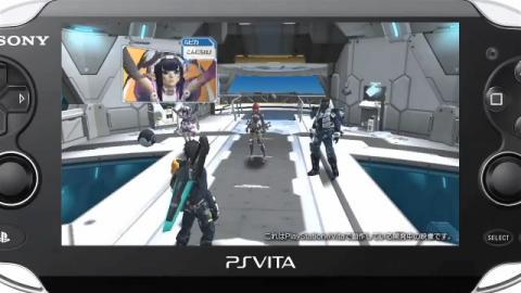 PSO2 Vita