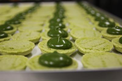macaron the vert