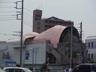 ピンクのトンネル2
