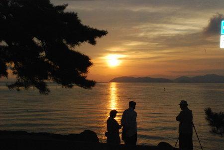 琵琶湖とあさひ186