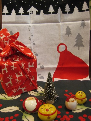 2009.11.19かまわぬクリスマス