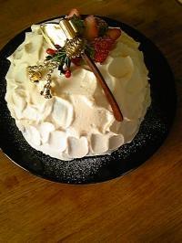 ドームケーキ。