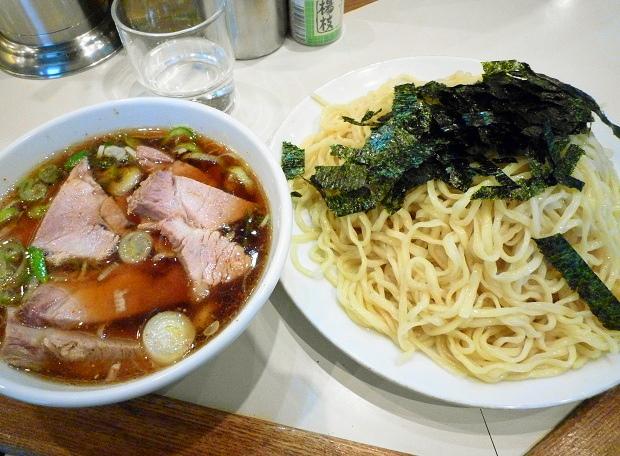 『らぁめん ほりうち』 チャーシューざる(1150円)