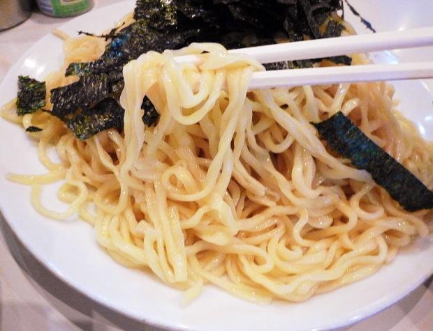 『らぁめん ほりうち』 チャーシューざる(麺リフト)