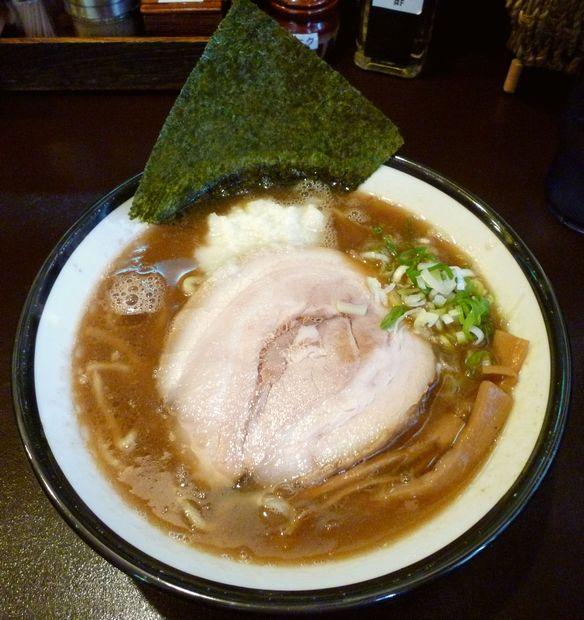 『らーめん ほしの』らーめん(680円)