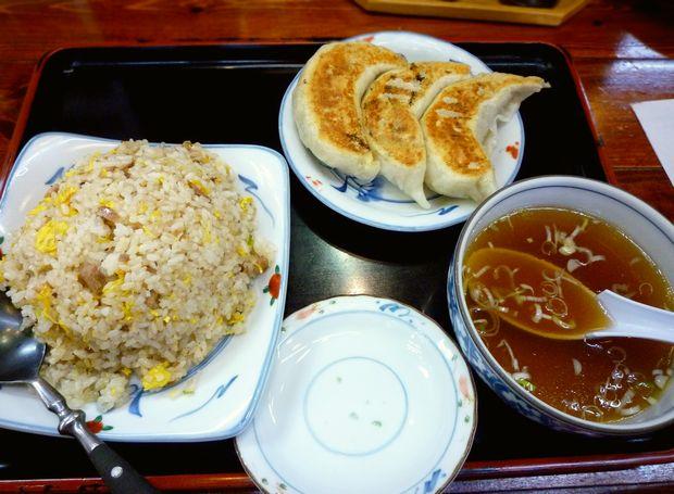 『一圓 上石神井店』Dランチ(日替わり)650円