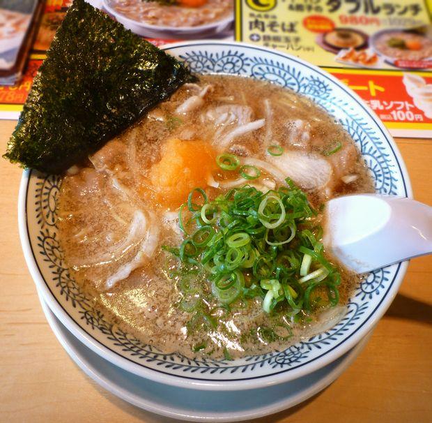 『丸源ラーメン 練馬関町店』肉そば(単品:682円)