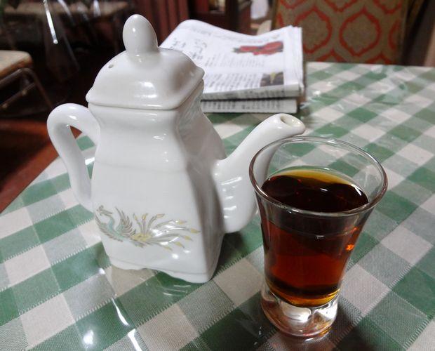 『品華亭』台湾紹興酒(200ml・800円)