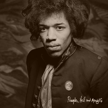People, Hell And Angels / Jimi Hendrix