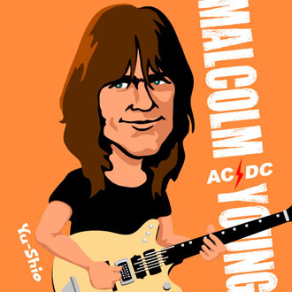 Malcolm Young AC/DC