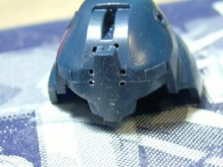 MS09R2-ピンバイスで穴あけ