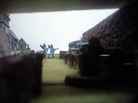 t.狙撃兵がガーディアンを狙う