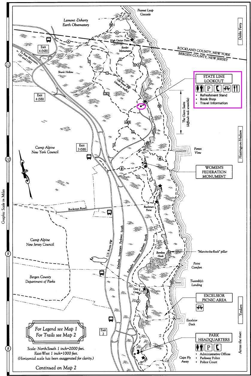 Palisades Map 1-2