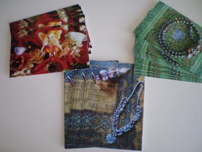 ポストカード3種類