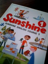 中学の英語教科書