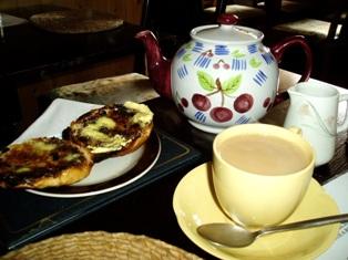 Delicious Toasted Tea Cakes