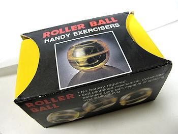 ROLLER BALL(ローラーボール)