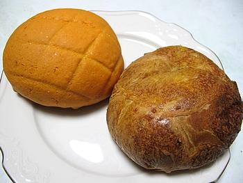 夕張メロンパン カチョカヴァロのカレーパン