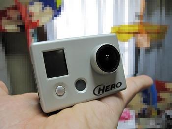Go Pro HD Motorsports HERO