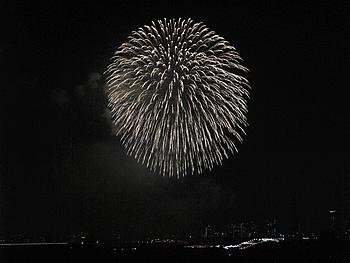 戸田橋花火大会(第58回目)1