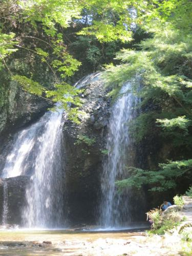 大子の滝全景