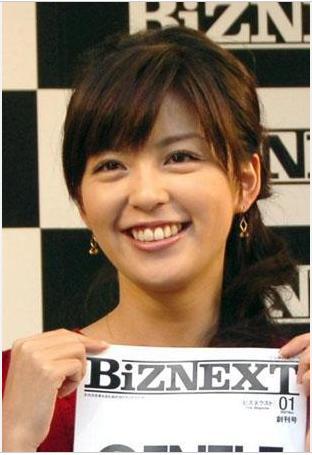 中野美奈子30