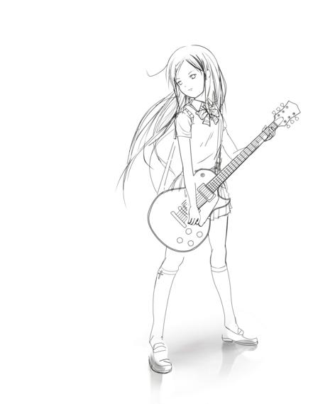 ギター少女途中経過の続きの続き