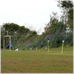 倒れフェンス1