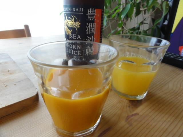 夏バテ対策の飲み物