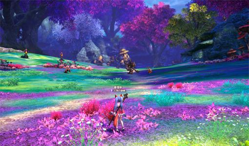 妖精の森01