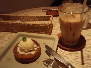 2月23日Cafeacute;Cafeacute;アップルパイ