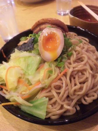 つけ麺 (大盛り) 夢街道