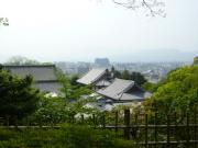 山亭からの景色