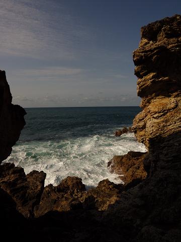 20131014洞窟のあと。