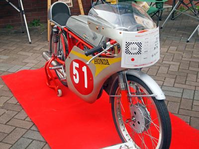 ホンダCR110