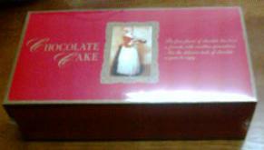 HTBのチョコレートケーキ(1)100109
