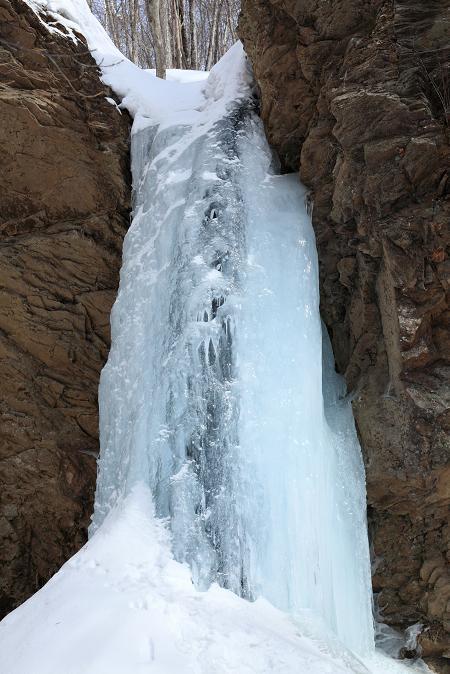 大明神の滝-2