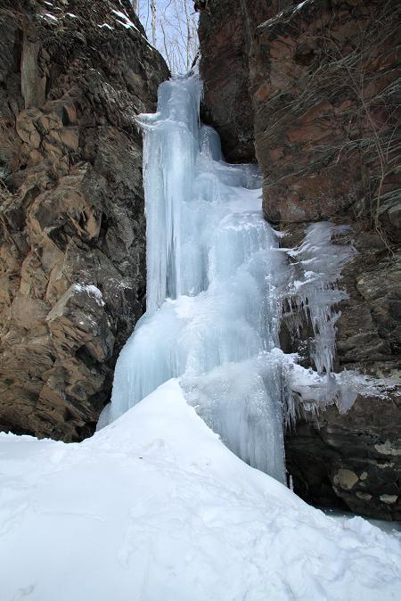 大明神の滝-3