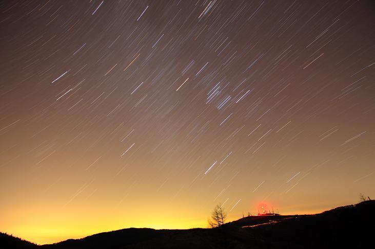 星の軌跡-2