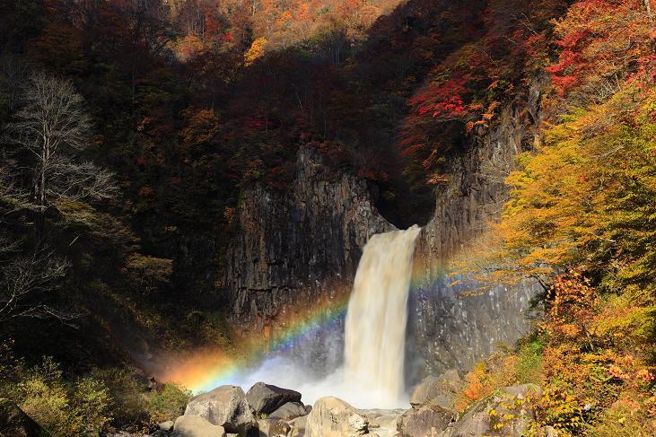 虹の滝-1