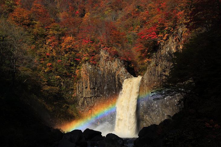 虹の滝-2