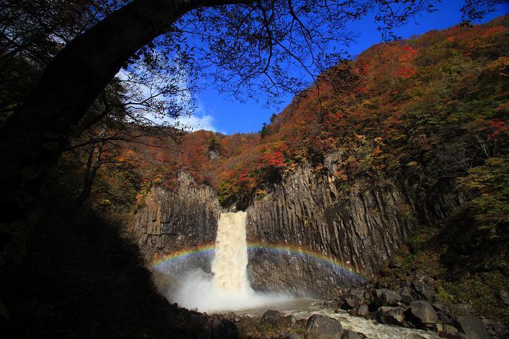虹の滝-4