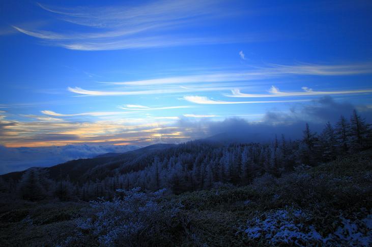 雲上の朝-2
