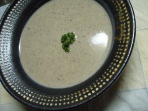 20100607黒豆ポタージュ