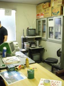 20100702岡大山岳部部室7