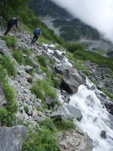 20100913奥穂高岳12