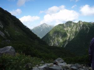 20100913奥穂高岳14