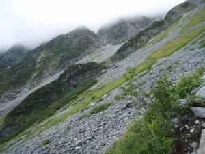 20100913奥穂高岳16