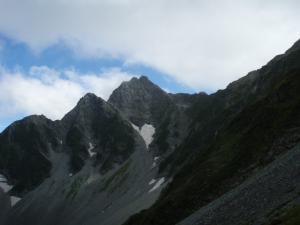 20100913奥穂高岳17