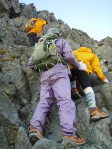 20100914奥穂高岳23